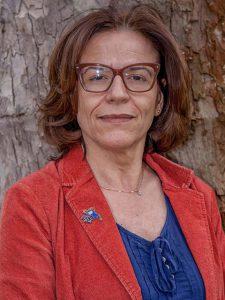 Hava Zaimi 2. Vorsitzende Zentrum für Sozial- und Migrationsberatung der Evangelischen Gemeinde zu Düren