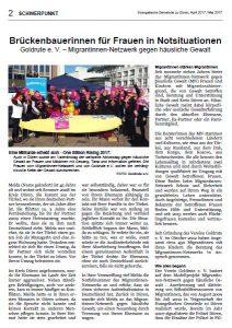 Vorschau Beitrag Goldrute Gemeindebrief Evangelische Gemeinde