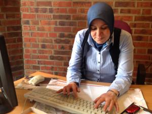 Fatma Aksoy, stellvertretende Koordinatorin