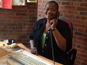 Micheline Kapanvule-Msapou, Beraterin