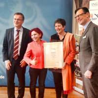 """Goldrute e. V. erhielt einen Sonderpreis der Aktion """"DiBaDu und dein Verein"""" 2015 der ING-DiBa"""