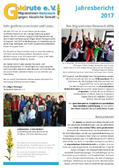 Goldrute Jahresbericht 2017